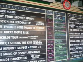 Wait times at 4pm
