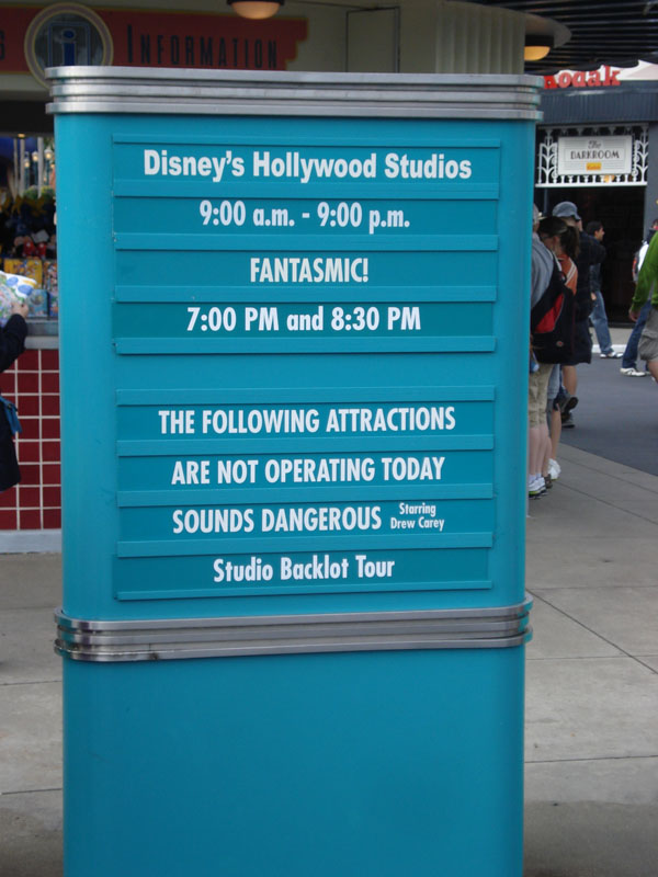 Welcome to the Studios Update for March 4, 2012