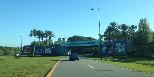 Main entrance to Disney's Hollywood Studios