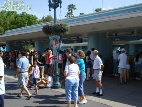 It was a crowded day at the Studios