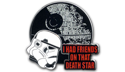 Star Wars™ Weekends 2013 – Sad Stormtrooper