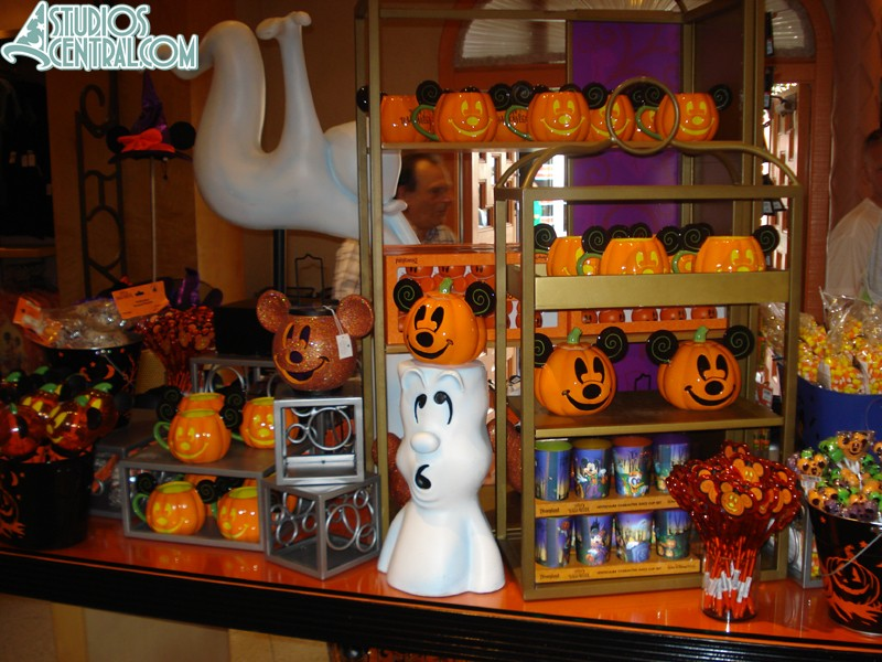 Nothing says Labor Day Weekend like Halloween merchandise!