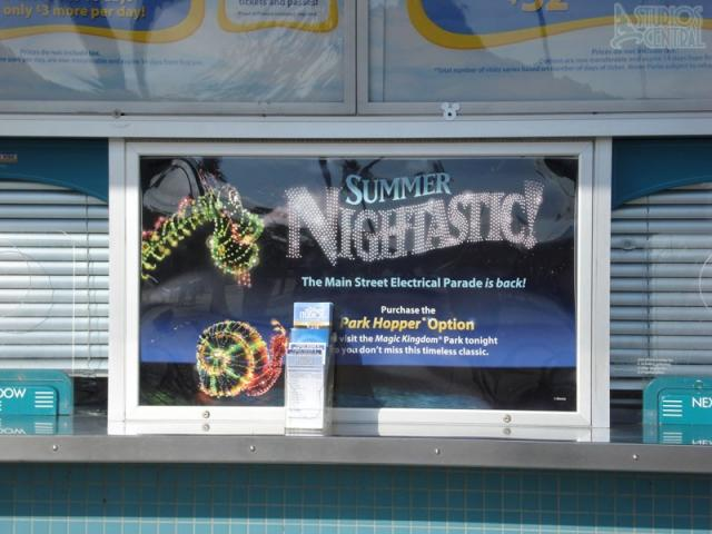 New posters promoting Summer Nighttastic!