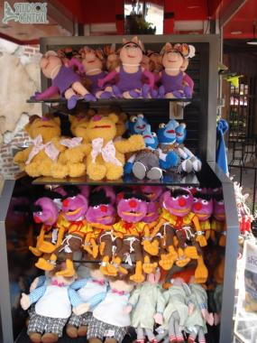 New Muppets stuffed animals