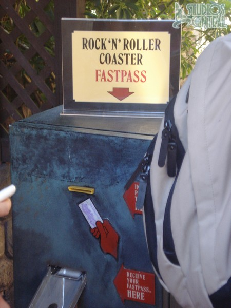 RnR Fastpass machines