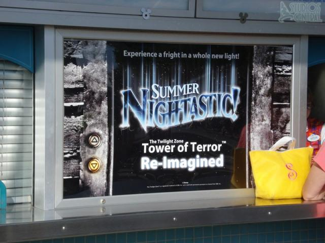 Tower of Terror Version