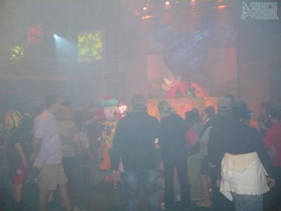 Inside Playhouse Disney dance party