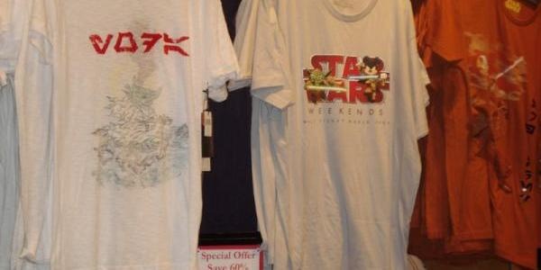 Star Wars Weekend merchandise now 60% off!