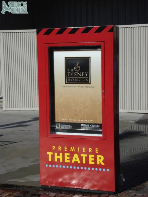 The Disney Honors Music Program has a private event at the theatre