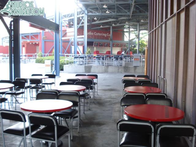 Studio Catering Company adds additional seating