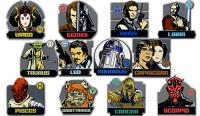 Star Wars™ Zodiac  – Mystery Pin Set