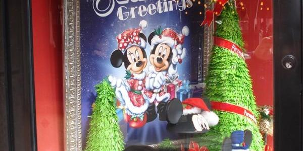 New holiday window displays