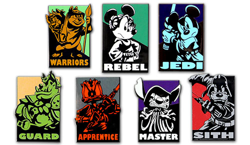 Star Wars™ Mini-Pin Set