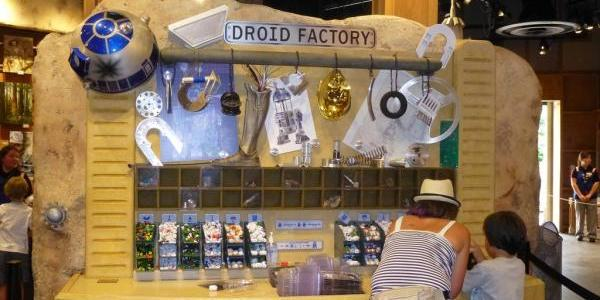 Droid factory is active first thing in the morning