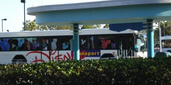 The Celebrate Today decorations make their way to the busses