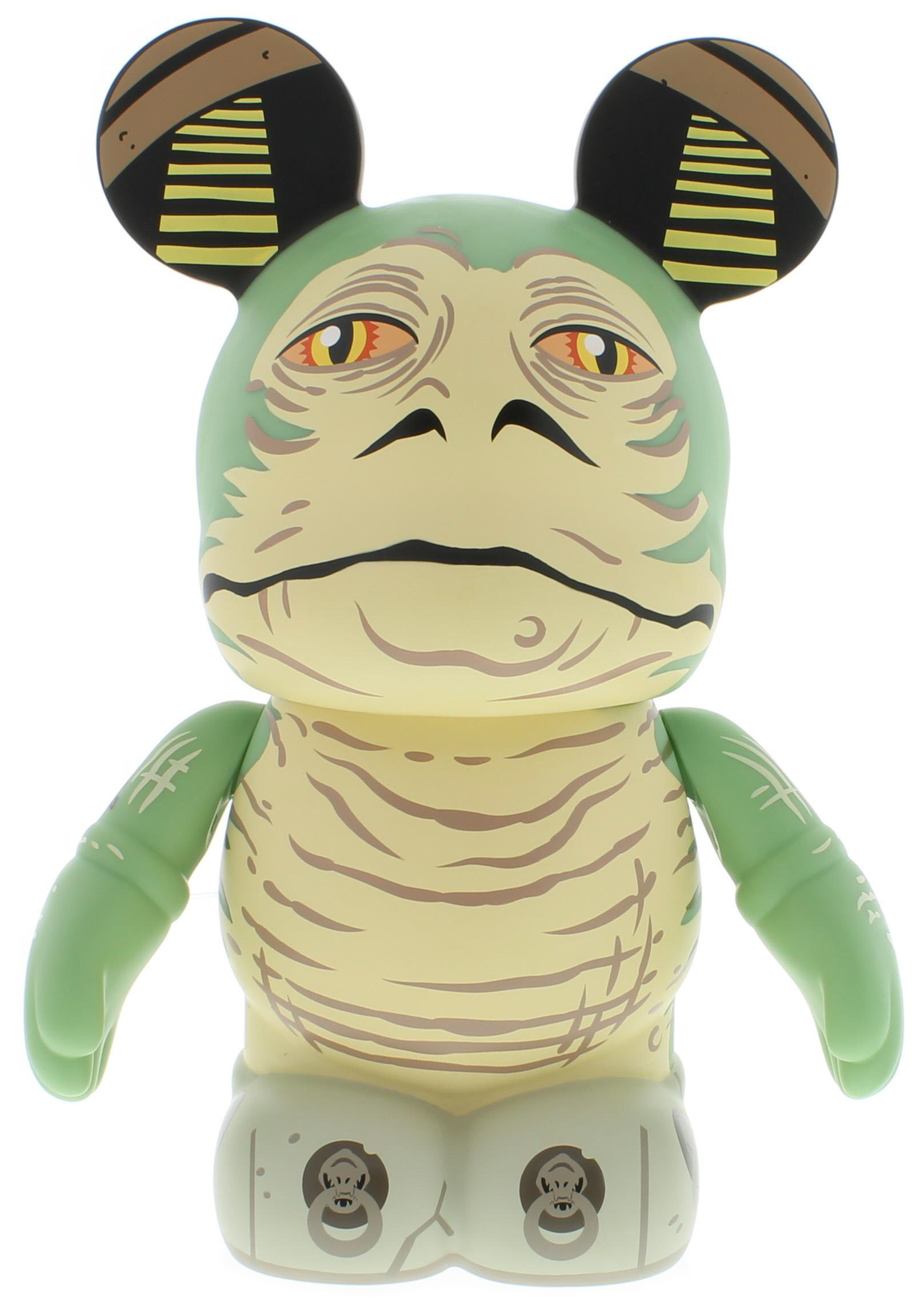 Vinylmation™ – Star Wars™ Series #3 – Jabba the Hutt & Salacious B. Crumb Set