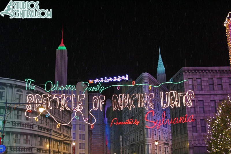 Osborne Lights sign