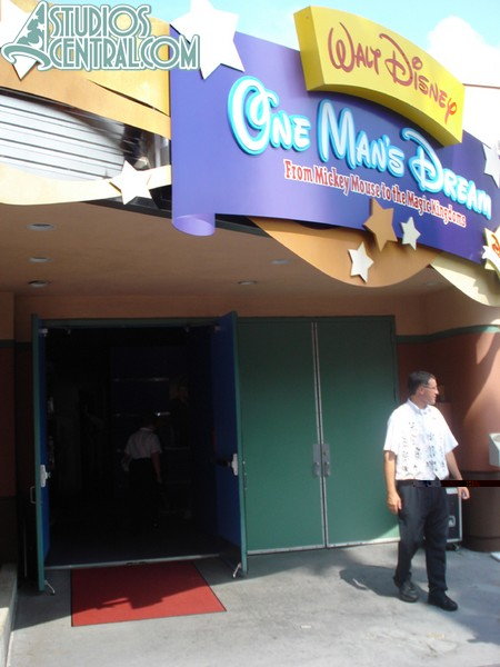 One Man's Dream is now open all day due to the summer season.