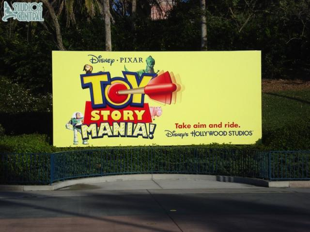 TSMM Sign is back up at the entrance