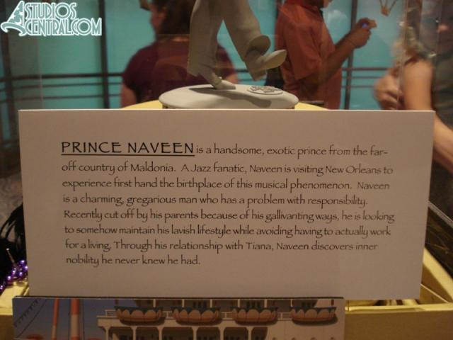 A short bio on Prince Naveen