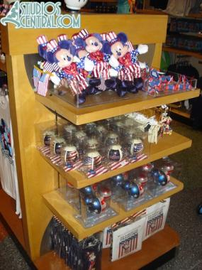 Fourth of July merchandise!
