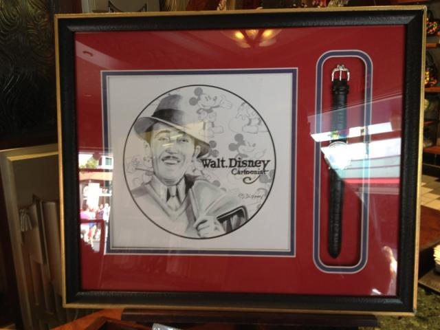 Walt Disney watch for sale at Sunset Club Couture