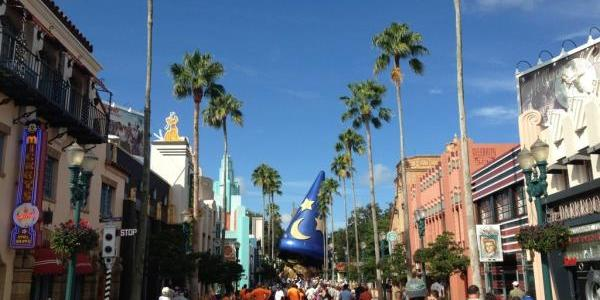 Welcome to this week's Disney's Hollywood Studios photo update