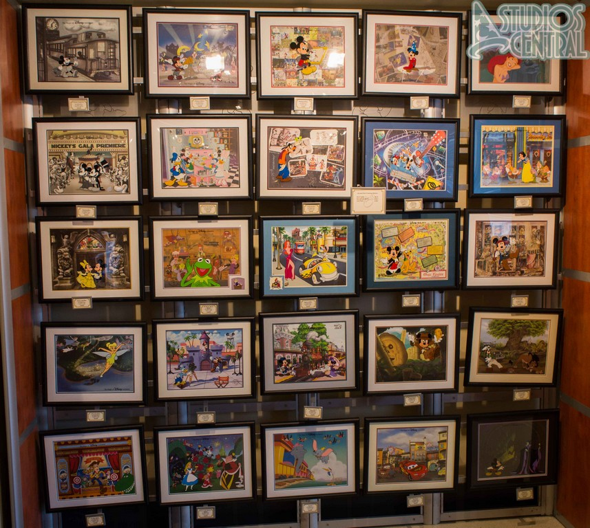 Art for sale in Animation Gallery