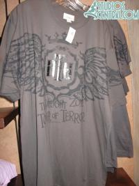 A new Tower of Terror shirt