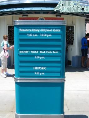Park hours for today