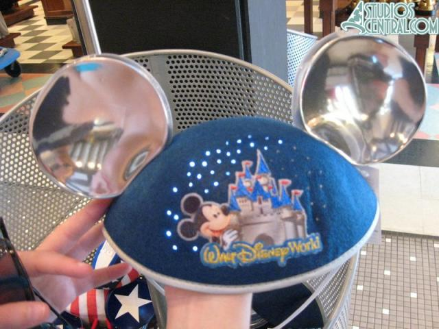 The new Year of a Million Dreams ears