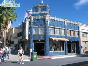 The Sunset Boulevard shops have opened up a little early