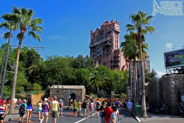 Let's go check out what's new at the Tower of Terror