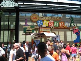 Toy Story Midway Mania closed for technical issues