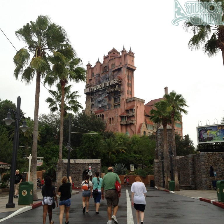 Looking at Tower of Terror