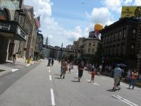 A look down the Streets of America