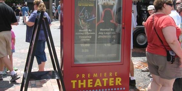 Star Wars Weekends at the Premiere Theatre