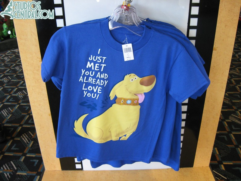 """A new """"Up"""" shirt for sale for kids"""