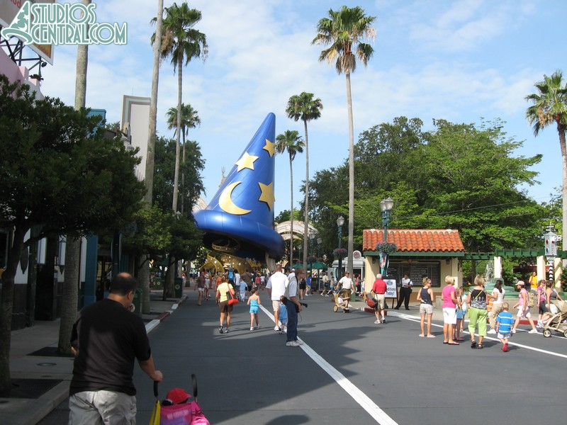 A look at the Sorcerer's Hat