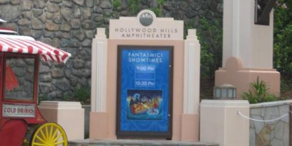Fantasmic! times for today
