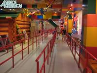 The lack of line at Toy Story Midway Mania