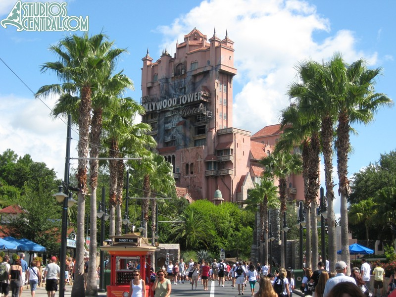 A look at the Tower of Terror