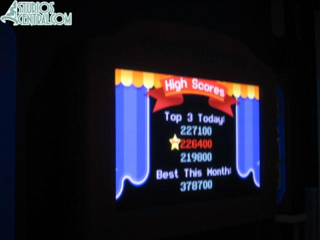..and it's a high score too