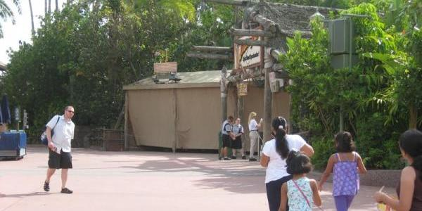No FASTPASS at Indiana Jones Epic Stunt Spectacular