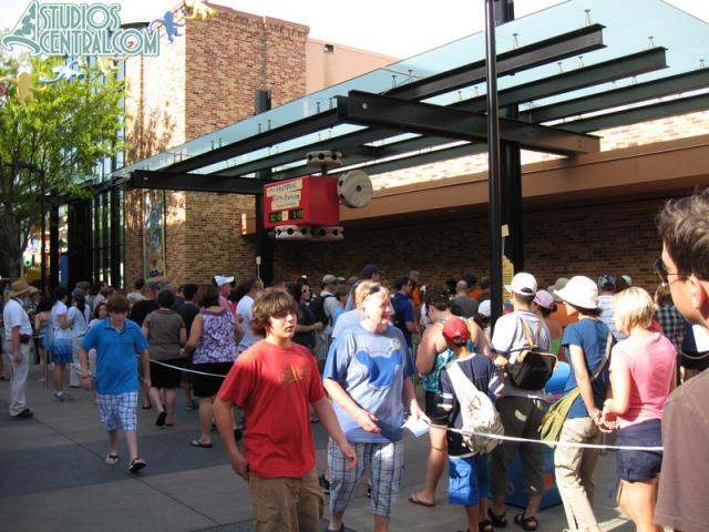 The FASTPASS line