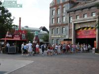 The wait for Backlot Tour to open