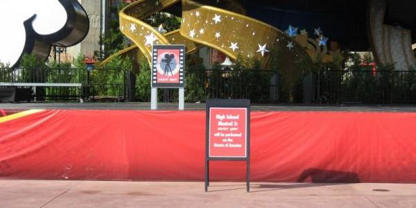 High School Musical to be performed on Streets of America