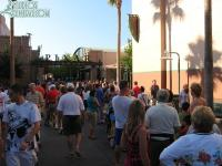 The line for FASTPASS