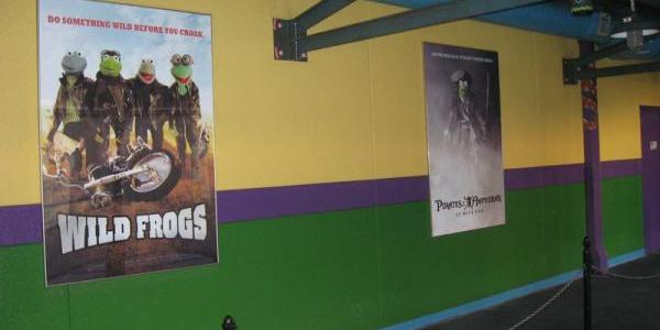 New posters at Muppetvision