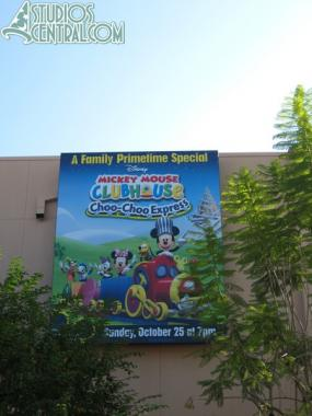 Mickey Mouse Clubhouse billboard
